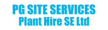 PG Site Services Plant Hire SE Ltd